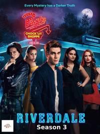 Riverdale - Season 3 (DVD) - Cover