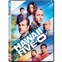 Hawaii Five-O - Season 9 (DVD)
