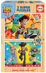 Educa - Toy Story 4 Puzzle (2x50 Pieces)