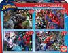 Educa - Spider-Man Puzzles (50+80+100+150 Pieces)