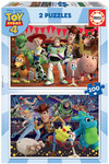 Educa - Toy Story 4 Puzzle (2x100 Pieces)