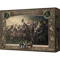 A Song of Ice & Fire: Tabletop Miniatures Game - Free Folk Raiders (Miniatures)