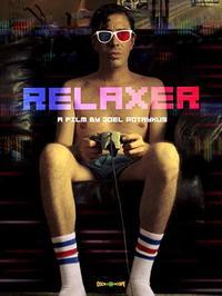 Relaxer (Region 1 DVD) - Cover