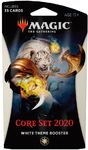 Magic: The Gathering - Core Set 2020 Theme Booster - White (Trading Card Game)