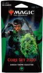 Magic: The Gathering - Core Set 2020 Theme Booster - Green (Trading Card Game)