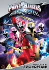 Power Rangers Ninja Steel: Volume 5 - Adventure (DVD)