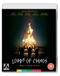 Lords of Chaos (Blu-ray) - Cover