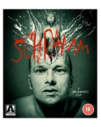 Schramm: Into the Mind of a Serial Killer (Blu-ray) - Cover