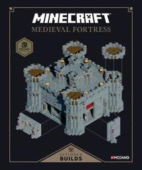 Minecraft: Exploded Builds: Medieval Fortress: An Official Mojang Book - Mojang Ab (Paperback) - Cover