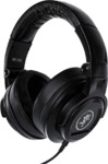 Mackie MC-250 MC Series Professional Closed-Back Over-Ear Studio Headphones (Black)