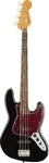 Squier Classic Vibe '60s Jazz Bass Guitar (Black)