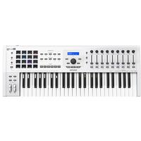 Arturia Keylab 49 MkII 49-Key USB Keyboard Controller (White)