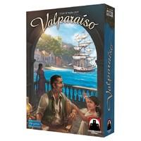 Valparaiso (Board Game) - Cover