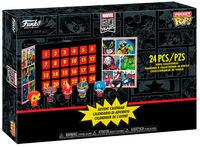 Funko Advent Calendar - Marvel - Marvel Themed Advent Calendar (24 Pieces) - Cover