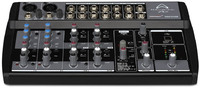 Wharfedale Connect 1002FX 10-Channel Mixer with Effects - Cover