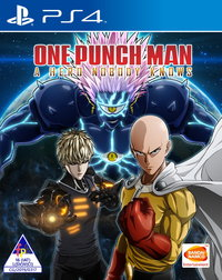 One Punch Man: A Hero Nobody Knows (PS4) - Cover