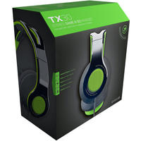 Gioteck TX-30 Multi Platform Stereo Game & Go Headset - Green (Xbox/Mobile)