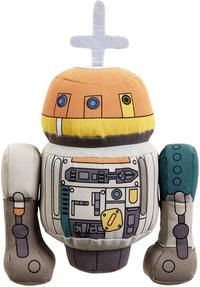 Star Wars Rebels - Plush Figures With Sound Chopper - Cover