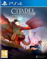 Citadel: Forged With Fire (PS4) - Cover