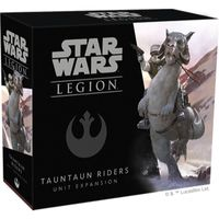 Star Wars: Legion - Tauntaun Riders Unit Expansion (Miniatures) - Cover