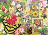 Cobble Hill - Butterfly Magic Puzzle (500 Pieces) Cover