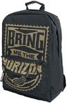 Bring Me The Horizon - Gold Classic Rucksack