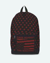 Rage Against The Machine - USA Stars Classic Rucksack - Cover