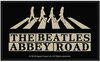 The Beatles - Abbey Road Crossing & Street Sign Woven Patch (Patches: Woven Sew On)