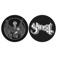 Ghost - Opus Eponymous  Logo - Slipmat Set