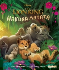 Lion King Movie Picture Book (Paperback) - Cover