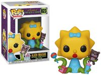 Funko Pop! Television - The Simpsons S3 - Maggie - Cover