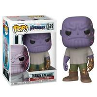 Funko POP! Movies - Avengers Endgame - Casual Thanos With Gauntlet