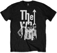The Who - Elvis For Everyone Men's T-Shirt - Black (Medium) - Cover
