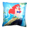 Princess Shellfie Square Cushion