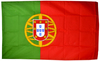 Portugal National Flag - 5x3 Feet