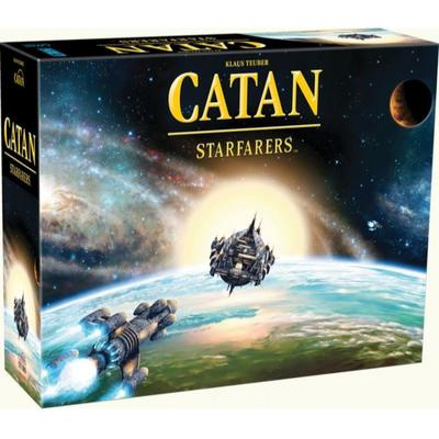 Catan: Starfarers (Board Game)