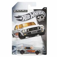 Hot Wheels - 67 Ford Mustand Coupe (50th Anniversary) - Cover