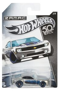 Hot Wheels - Chevy Camaro Concept (50th Anniversary) - Cover