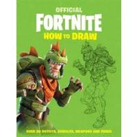 Fortnite Official How to Draw - Epic Games (Paperback)