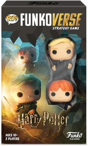 Funko Pop! Funkoverse Strategy Game - Harry Potter Expandalone Game (Board Game)