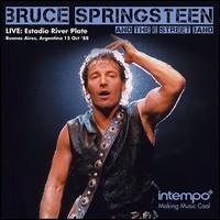 Bruce Springsteen & the E-Street Band - Live: Estadio River (Vinyl) - Cover