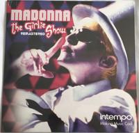 Madonna - The Girlie Show (Vinyl) - Cover