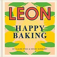 Leon Happy Baking - Henry Dimbleby (Hardcover) - Cover
