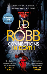 Connections In Death - J. D. Robb (Paperback)