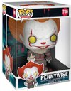 Funko Pop! Movies - It: Chapter 2 - Pennywise With Boat