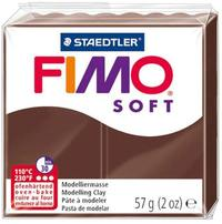 Staedtler - Brown 56g Fimo Classic Modelling Clay - Cover