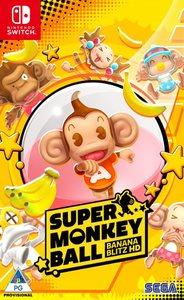 Super Monkey Ball: Banana Blitz HD (Nintendo Switch)