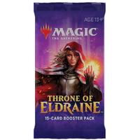 Magic: The Gathering - Throne of Eldraine Single Booster (Trading Card Game)