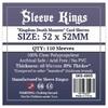 Sleeve Kings - Card Sleeves - Kingdom Death Monster Compatible (110 Sleeves)