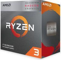 AMD Ryzen 3 3200G Processor 3.6 GHz Box 4 MB L3 - Cover